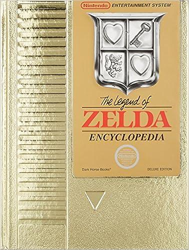Amazon the legend of zelda encyclopedia deluxe edition amazon the legend of zelda encyclopedia deluxe edition 9781506707402 nintendo books ccuart Images