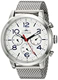 Tommy Hilfiger Men's 'JAKE' Quartz Stainless Steel Casual Watch, Color:Silver-Toned (Model: 1791233)