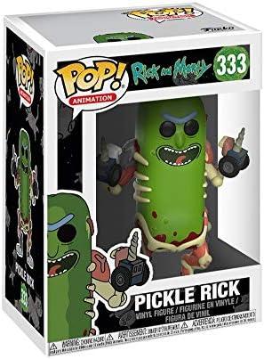 Rick e Morty-Pickle Rick elemento Figura in vinile #27854 Funko POP ANIMAZIONE