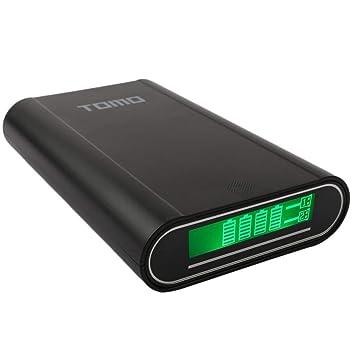 Tomo Inteligente portátil 18650 Li-Ion batería DIY Mobile ...