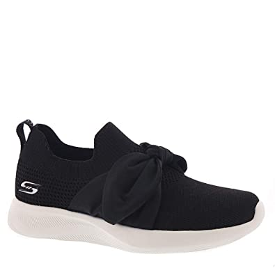 eeac830a920fb Amazon.com   Skechers Bobs Squad 2 Bow Beauty Women's Sneaker ...
