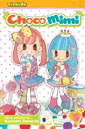Chocomimi, Volume 5 by Konami Sonoda (2010-11-03)