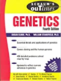 img - for Schaum's Out Lines Genetic Fourth Edition (SCHAUM'S OUT LINES) book / textbook / text book