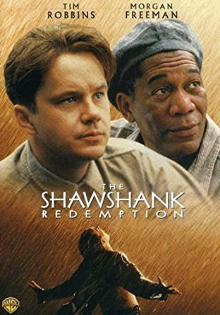 shawshank redemption ile ilgili görsel sonucu