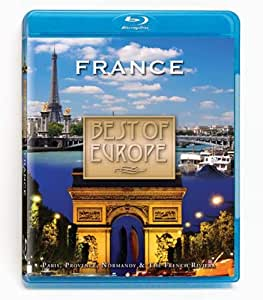 Best of Europe: France  (BD) [Blu-ray]