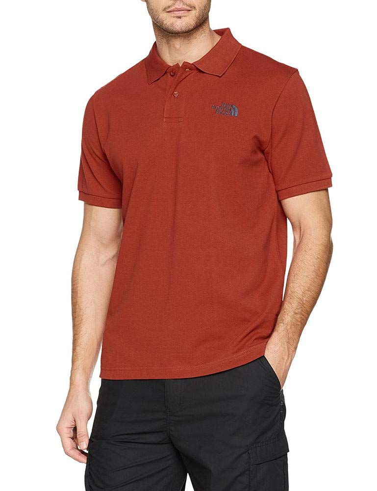 THE NORTH FACE Herren Polo Piquet Poloshirt