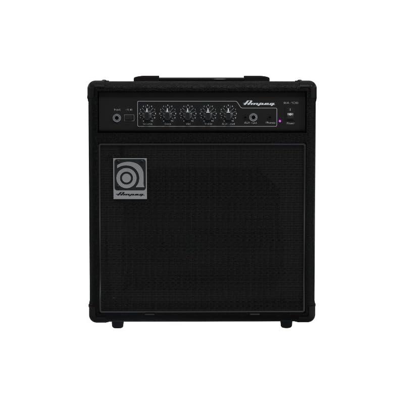 "Ampeg BA108V2 20-Watt 8"" Bass Combo Ampl"