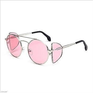 Gafas de Sol para Mujer Gafas de Sol con Montura metálica ...