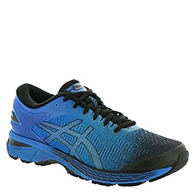ASICS Men's Gel-Kayano¿ 25 Black/Black 8 D US