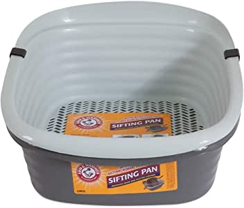 Pet Mate 42036 Arm & Hammer Large Sifting Litter Pan