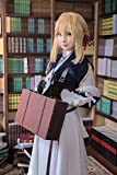 Violet Evergarden Cosplay Costume Nuoqi Womens