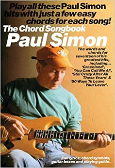 Book PAUL SIMON CHORD SONGBOOK (Paul Simon/Simon & Garfunkel) by Paul Simon (2000-11-01)
