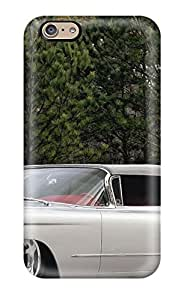 WgcDRzh5624EUvED MichaelTH Awesome Case Cover Compatible With Iphone 6 - White Cadillac