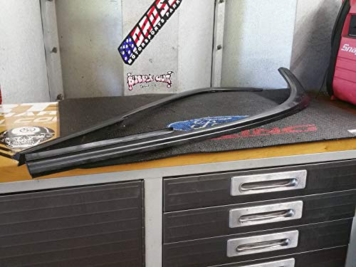 1994-2004 Mustang Convertible Top Well Rear Quarter Trim Molding J Boot