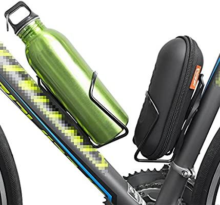 Mumustar Cycling Bicycle Bike Bottle Cages Aluminum Water Bottle Holder Rack Brackets Bike Accessory