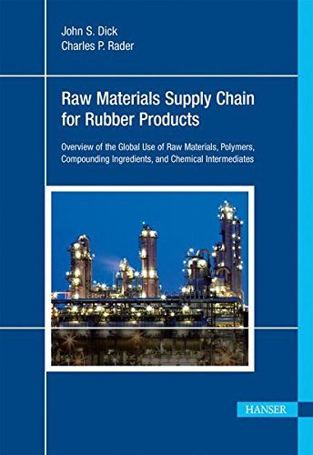 - Raw Materials Supply Chain for Rubber Products: Overview of the Global Use of Raw Materials, Polymers, Compounding Ingredients, and Chemical Intermediates