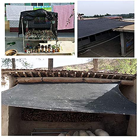 XLCZ Vela de Sombra/Vela de toldo/toldo Vela / 95% de protección UV, densa Red, para la Cubierta Vegetal de la terraza del jardín de la pérgola (2X3m): Amazon.es: Hogar