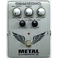 ROCKTRON BOUTIQUE METAL EMBRACE