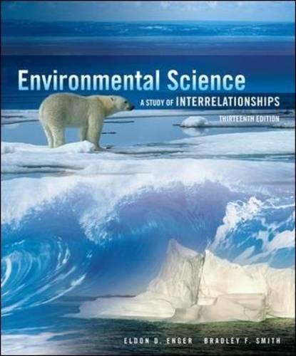 Environmental Science - Studies Environmental Blue The Planet