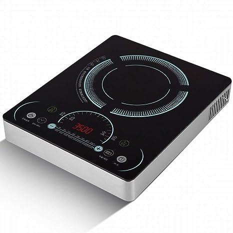 CN Cocina de inducción de Alta Potencia hogar Toque Comercial batería Estufa Nobles salteado,Lago