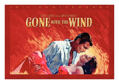 Gone with the Wind (70th Anniversary Ultimate Collector's Edition) [Blu-ray] by Warner Manufacturing