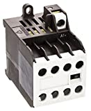 Siemens 3TG10 10-0AL2 Coupling Power Relay, Screw Connections, 4 Pin, Hum Free, 35mm Standard Mounting Rail Size, 4 NO Contacts, 20VAC Max Resistive Load, 5Hp Rating of Three Phase Load at 50Hz, 8.4A Max Inductive Current, 230V Control Supply Voltage