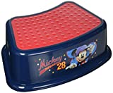 Best Disney Kids Step Stools - Disney Mickey Mouse Step Stool, Blue Review
