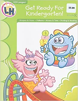 Book Ultimate Skill Builders: Get Ready for Kindergarten! by Learning Horizons (2009-02-09)