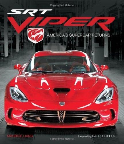 SRT Viper: Americas Supercar Returns: Amazon.es: Maurice Q. Liang: Libros en idiomas extranjeros