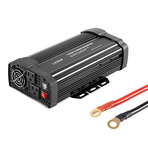 LESHP Power Inverter Converter Modified