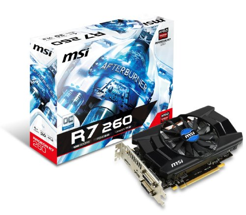 Photo - MSI R7 260 1GD5 OC Graphics Cards