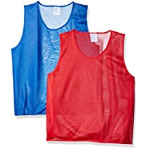 Trademark Innovations Mesh Practice Soccer and Sports Jersey