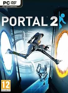 Portal 2 (PC/Mac DVD) [Importación inglesa]