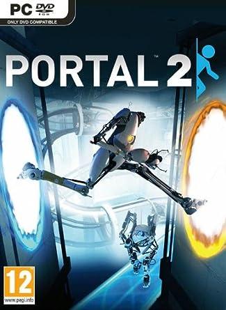 Portal 2 pc dvd-ის სურათის შედეგი