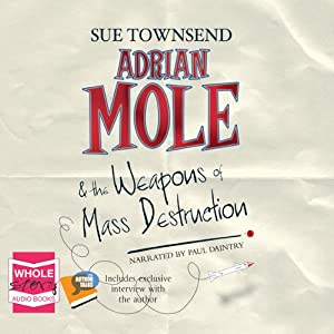 Adrian Mole and the Weapons of Mass Destruction Audiobook