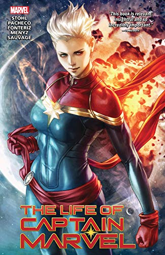 The Life Of Captain Marvel (The Life Of Captain Marvel (2018) Book 1) by [Stohl, Margaret]