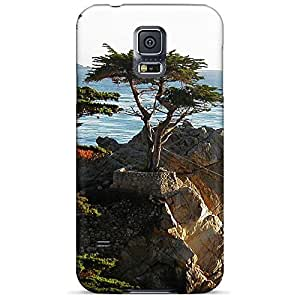 samsung galaxy s5 Bumper phone carrying shells Hd cases lone cypress