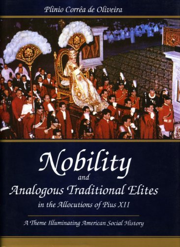 Nobility and Analogous Traditional Elites: A Theme Illuminating American Social History (Correas Ch compare prices)