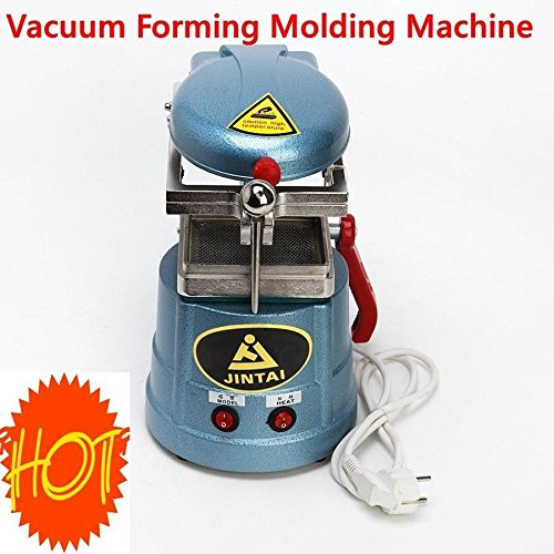 Doc.Royal Lab Vacuum Forming & Molding Former Thermoforming Material Machine 110V (US STOCK)