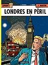 Lefranc - tome 19 - Londres en péril par Martin
