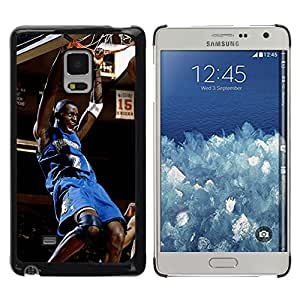 TaiTech / Case Cover Housse Coque étui - Timberwolve 2 Basketball - Samsung Galaxy Mega 5.8
