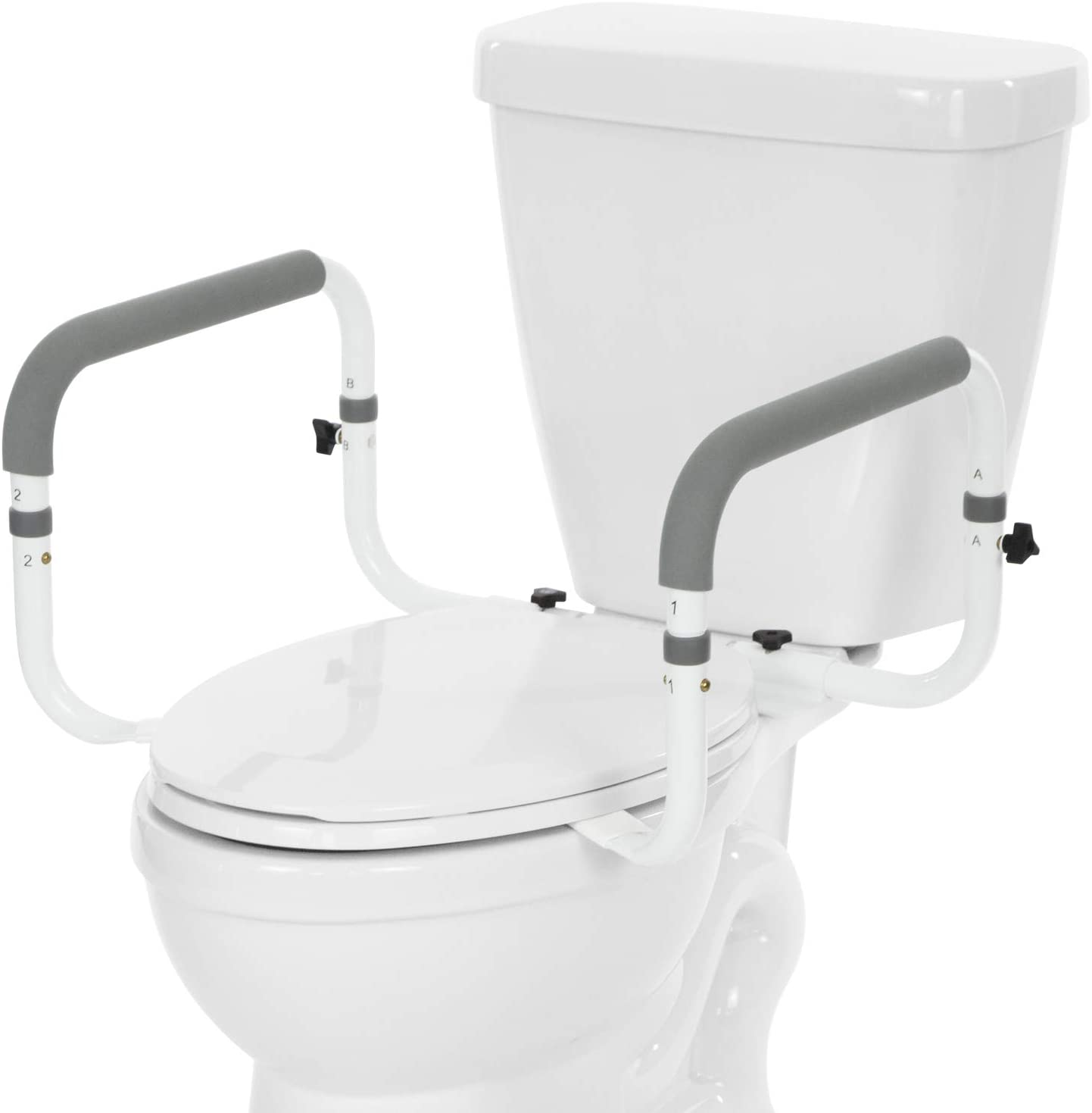 best toilet safety rails: Vive Toilet Safety Rail