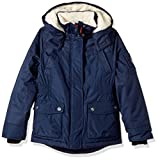 Big Chill Little Girls' Expedition Jacket, Navy, 5/6