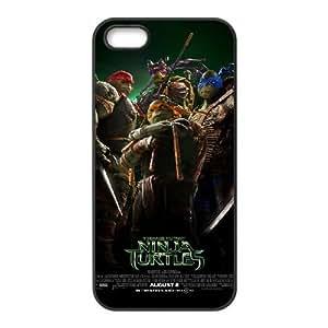 Best Quality [SteveBrady PHONE CASE] Teenage Mutant Ninja Turtles For Apple Iphone 5 5S CASE-6