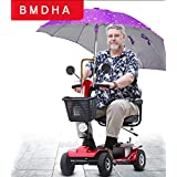 Foldable Portable Mobility Scooter for The Elderly,20AH Lithium Battery Endurance 30 Km