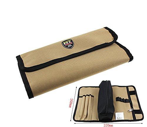 Electric Tools Handbag Tools Bag Multi-function Socket 600D Nylon Oxford Tool Roll Pouch 2 Styles,02
