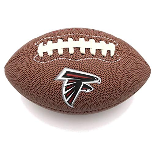 (Jarden Sports Licensing Official National Football League Fan Shop Authentic NFL AIR IT Out Youth Football. Great for Pick up Game with The Kids. (Atlanta)