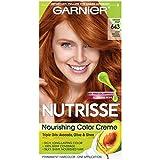 Garnier Nutrisse Nourishing Color Creme [643] Light Natural Copper 1 ea