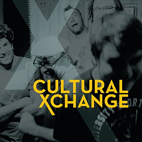 Ted Pearce - culturalXchange (2018)