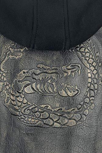 Suicide Croc Squad Pelle Giacca Killer Nero x8pqwUna